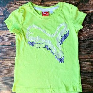 Kids Puma T-shirt